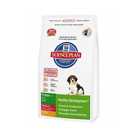 Hill's Science Plan Puppy HDev Medium Pollo