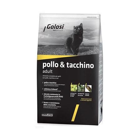 Golosi Cat Pollo & Tacchino