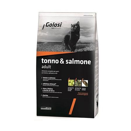 Golosi Cat Tonno & Salmone Adult 1,5 kg