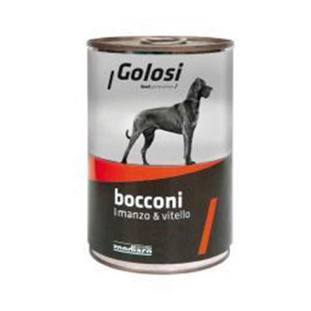 Golosi Dog Bocconcini Manzo & Vitello