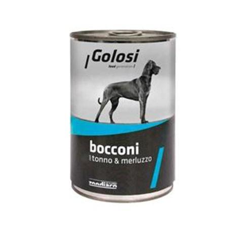 Golosi Dog Bocconi con Tonno & Merluzzo