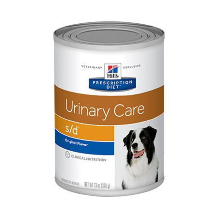 Hill's Prescription Diet s/d Canine 12/370g