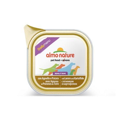Almo Nature Dog DailyMenu Agnello e Patate 100 grammi