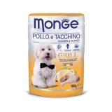 Monge Dog Pollo e tacchino 100 grammi