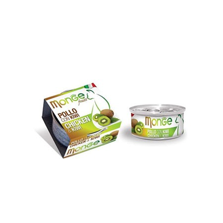 Monge Cat Fruits Pollo Kiwi 80 grammi