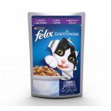 Purina Cat Felix le Ghiottonerie Agnello in gelatina busta 100 grammi