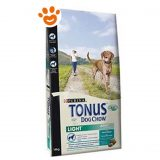 Purina Dog Chow Tonus Adult Light Tacchino P