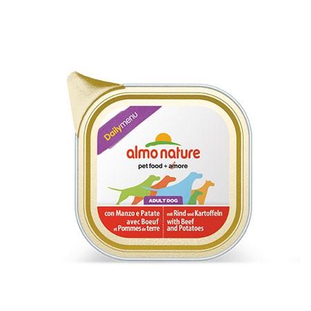 Almo Nature Dog DailyMenu Manzo e Patate 100 grammi