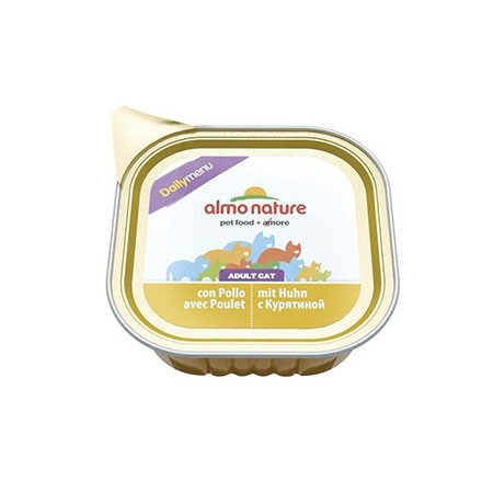 Almo Nature Cat DailyMenu Pollo 100 grammi
