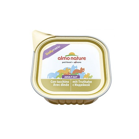 Almo Nature Cat DailyMenu Tacchino 100 grammi