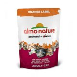 Almo Nature Cat Orange Label Manzo