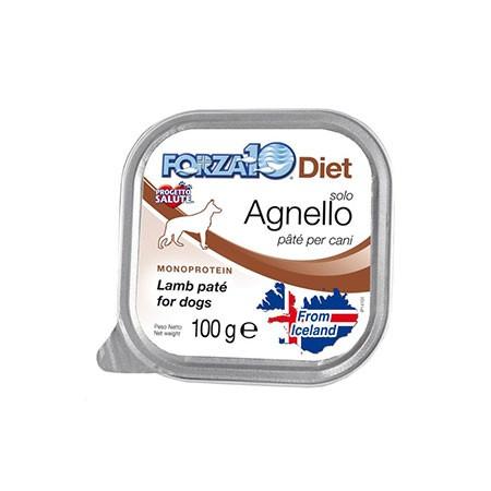 FORZA10 SOLO DIET Agnello 100 grammi