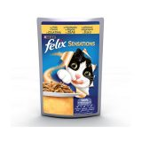 Purina Cat Felix Sensations  Jellies Pollo in Gelatina con Carote 100 grammi