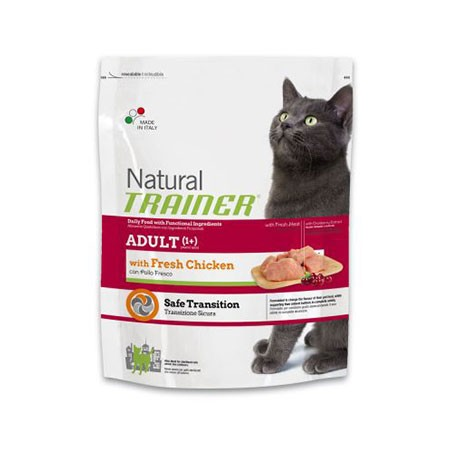 Trainer Natural Cat Adult Pollo Fresco