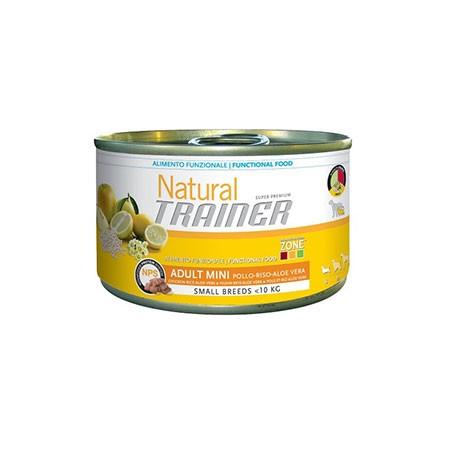 trainer natural dog adult mini lattina 150 gr