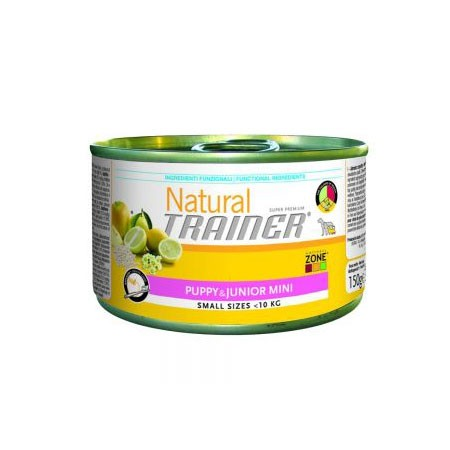 Trainer Natural Puppy & Junior Mini 150 grammi