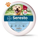 Bayer Seresto Collare Antiparassitario per cani oltre 8 kg By