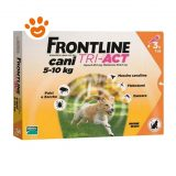 Frontline Tri-Act Cani 5-10 kg F3