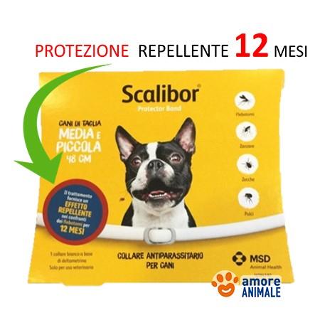 Scalibor Collare per Cani Taglia Piccola e Media
