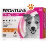 frontline-tri-act-cane-piccolo-antiparassitario-5-10kg-6-pipette