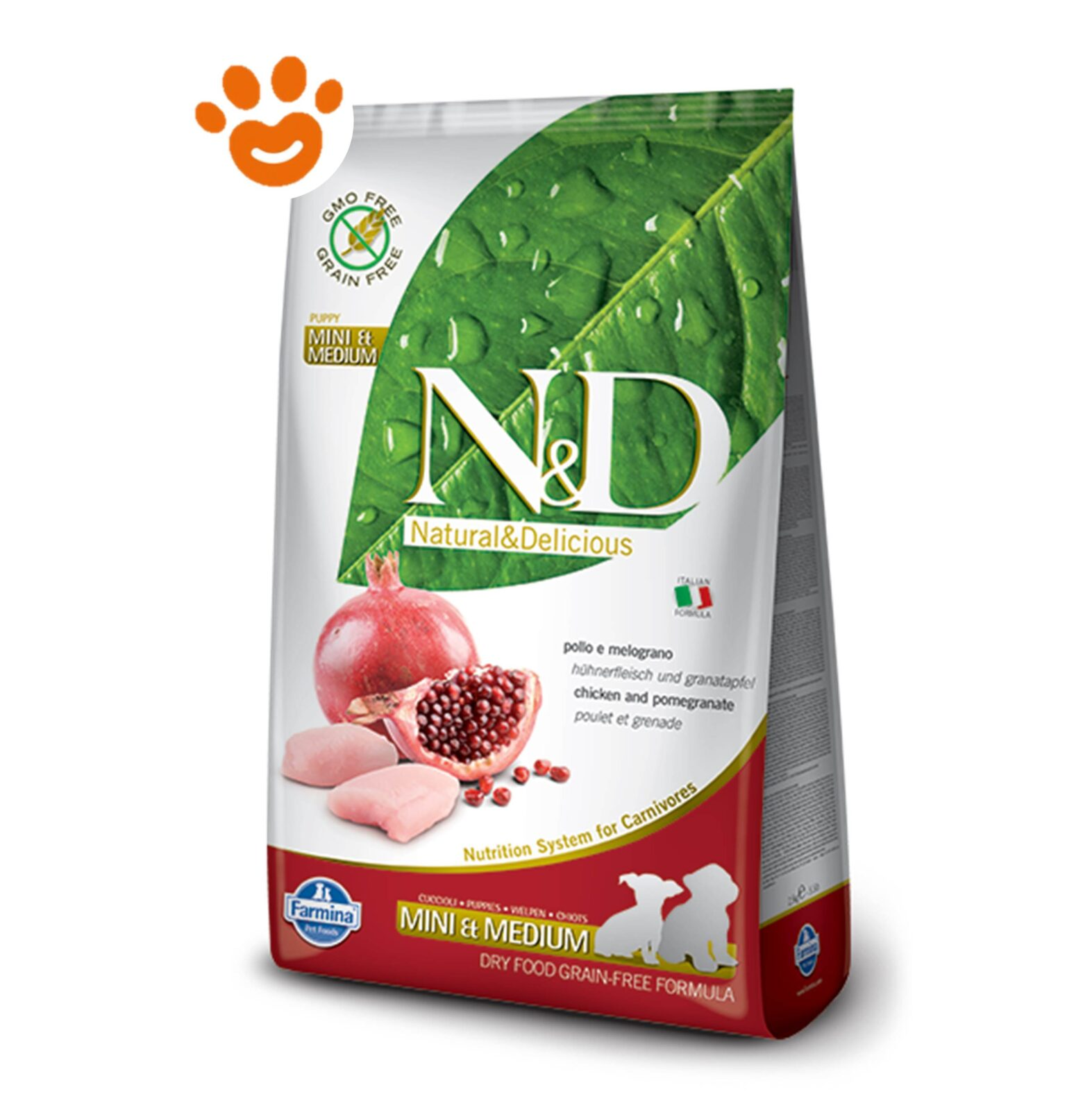 Natural Trainer Cat Food