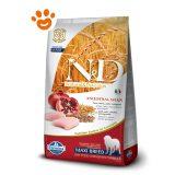 Farmina N&D Low Grain Adult Maxi Pollo e Melograno F