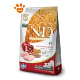 Farmina N&D Low Grain Puppy Medium Pollo e Melograno Fa