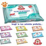 Salviette Detergenti Bayer Sano e Bello conf. 50 pz