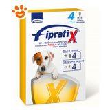 Fipratix per Cani da 4 - 10 kg di Taglia Piccola F