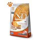 Farmina N&D Low Grain Medium Adult Merluzzo e Arancia F