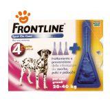 Frontline Spot On Antiparassitario per Cani Medio Grandi 20-40 Kg F