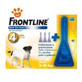 Frontline Spot On Cani Piccoli 2-10 Kg 4 pipette F