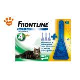 Frontline-spot-on-antiparassitario-Gatti-4-pipette