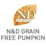Farmina N&D Grain Free Pumpkin