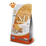Farmina N&D Low Grain Feline Merluzzo e Arancia F