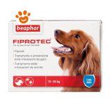 Beaphar Fiprotec Spot-On Antiparassitario Cani Taglia Media 10-20 kg