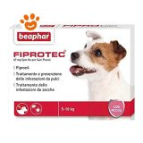 Beaphar Fiprotec Spot-On Antiparassitario Cani Taglia Piccola 5-10 Kg