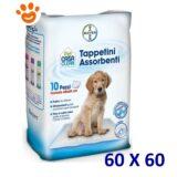 Bayer Sano e Bello Tappetini Assorbenti per cani 60x60