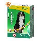 Exspot 6 pipette 2 ml per Cani da 41 kg a 55 kg E