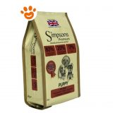 Simpsons Premium 80-20 Puppy Mixed Pesce e Pollo