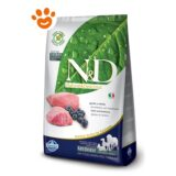 Farmina N&D Grain Free Medium Adult Agnello e Mirtillo F