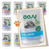 Oasy Cat Bocconcini in Salsa 85 grammi