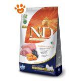Farmina N&D Grain Free Pumpkin Adult Mini Agnello Zucca e Mirtillo