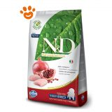 Farmina N&D Grain Free Puppy Maxi Pollo e Melograno F