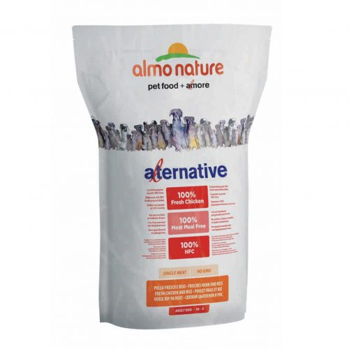 Almo Nature Alternative  XS - S Pollo Fresco e Riso