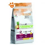 Trainer Fitness 3 Dog Adult Mini Agnello e Riso