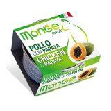 Monge Cat Fruits Pollo con Papaya