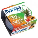 Monge Cat Fruits Pollo con Frutta