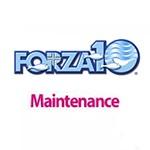 Forza10 Mantenimento
