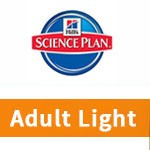 Hill's Science Plan Light Adult NEW